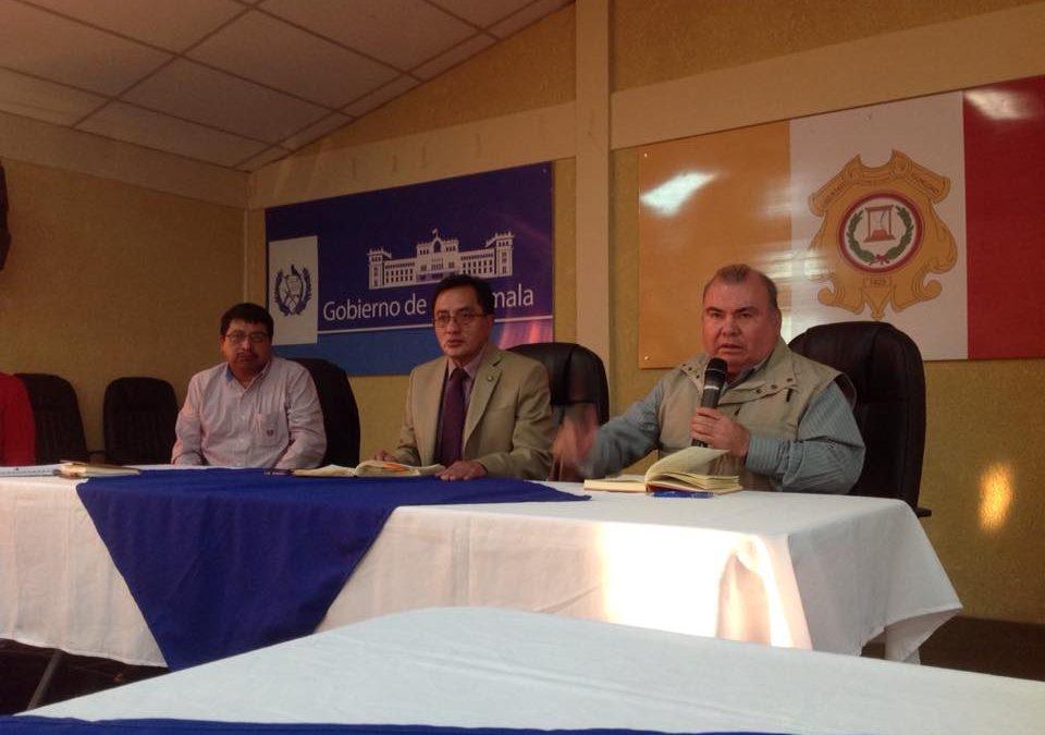 Mesa de Diálogo con Autoridades Comunitarias